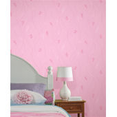 Disney Fairies Pink Stripe Wallpaper