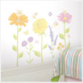 Fairy Garden Mega Pack Wall Stickers