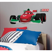 Cars 2 Francesco Giant Wall Sticker