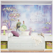 Princess and the Frog Giant XL Wall Mural 6 x 10