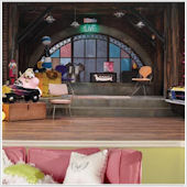 I Carly Giant XL Wall Mural 6 x 10
