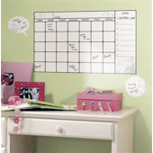 Dry Erase Calendar Giant Wall Sticker