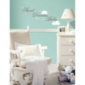 Sweet Dreams Baby Wall Decals