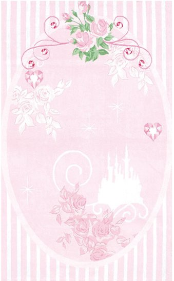 Disney Oval Princess Area Rug The Frog And The Princess
