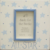 All Star  Picture Frame SALE
