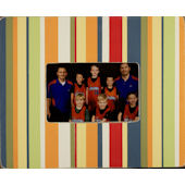 Stripes  Picture  Frame
