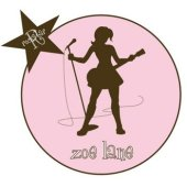 Rock Star Girl Personalized Plate