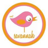 Sweet Birdie Personalized Plate