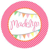 Sweet Madys Sweet Shoppe Personalized Plate