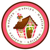 Gingerbread Personalized Plate