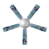 Sweet Pea Pirate Ceiling Fan