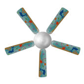 Sweet Pea Undersea Ceiling Fan
