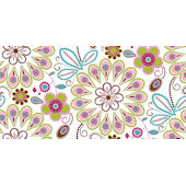Wall Pops Kaleidoscope Wall Sticker Stripes