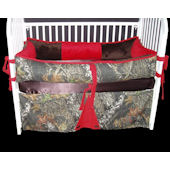Whistle Stop Gone Hunting  4 Piece Crib Set