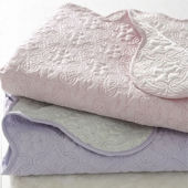 Pink Princess Twin Coverlet