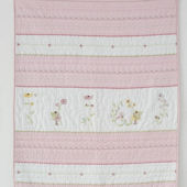 Whistle and Wink Fairyland Crib Quilt