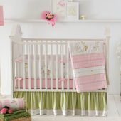 Whistle and Wink Fairyland Crib Set