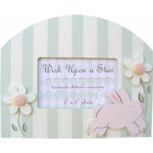 Wish Upon A Star Bunny Picture Frame