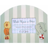Wish Upon A Star Circus Picture Frame