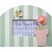 Wish Upon A Star Flower Pot Frame