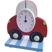 Wish Upon A Star Car Table Clock