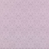 Glitter Scroll Lavender Wall Paper