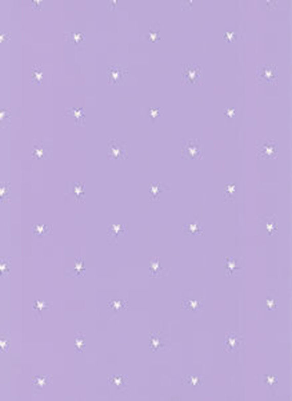 Purple Star Line Wall Paper The Frog And The Princess